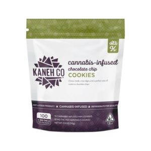 Chocolate Chip Cookies – 100mg