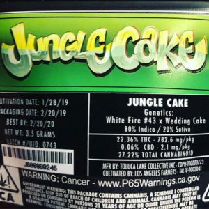Jungle Cake Packs(Min Order 7 Packs)