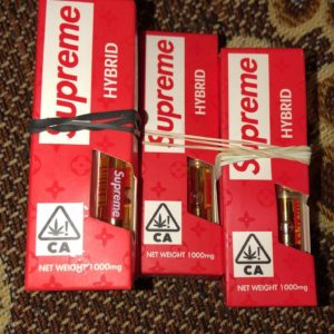 Supreme Carts for sale